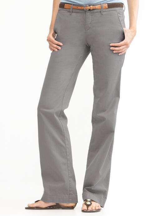 Banana Republic Weekend Chino - Castle grey