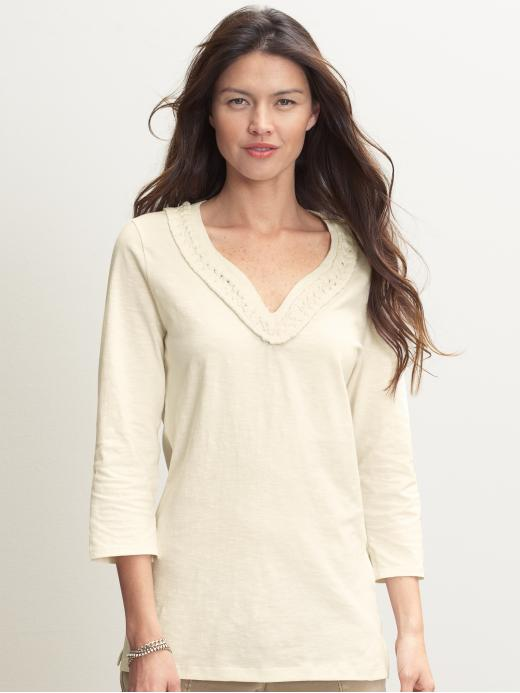 Banana Republic Cara Zen Tunic - Cocoon - Banana Republic Canada