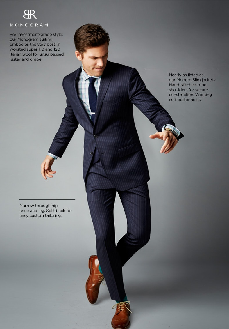 Mens Modern Suits | My Dress Tip
