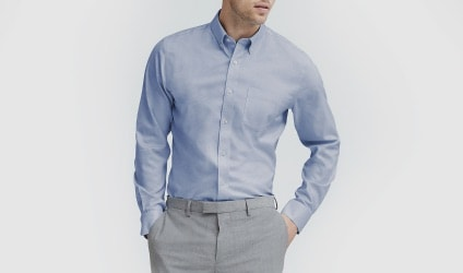 Standard dress shirts. background image.