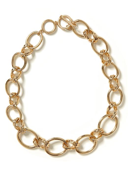 Banana Republic Beauty Chain Necklace - Gold - Banana Republic Canada