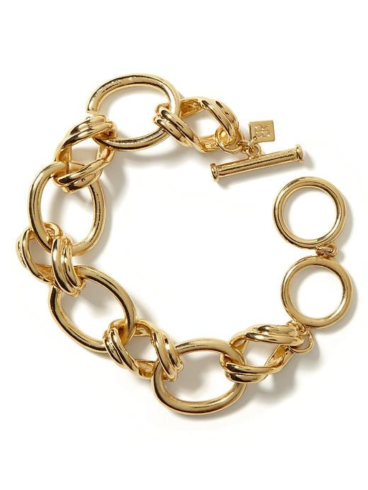 Banana Republic Beauty Chain Bracelet - Gold - Banana Republic Canada