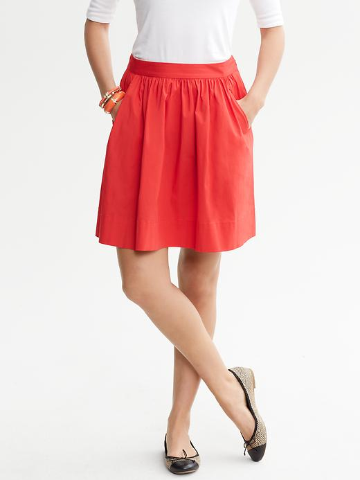 Banana Republic Circle Skirt - Bird of paradise - Banana Republic Canada