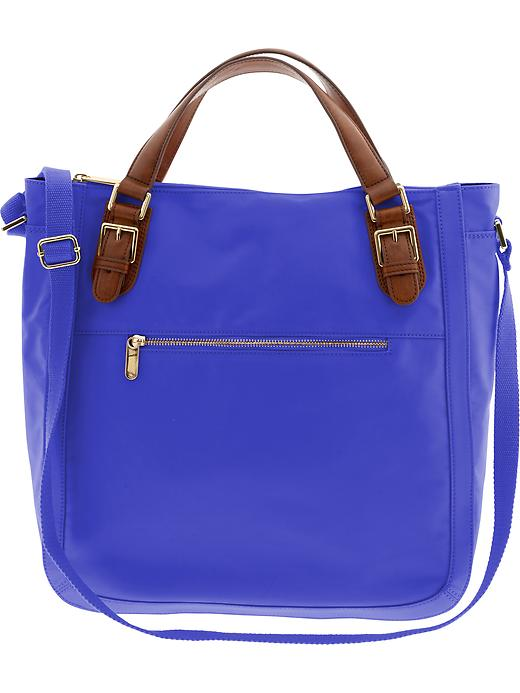 Banana Republic Jenny Tote - Royal azure - Banana Republic Canada