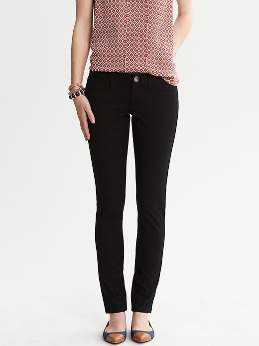 Banana Republic Black Five Pocket Ankle Legging - Black - Banana Republic Canada