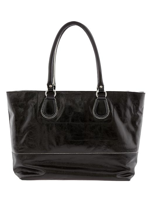 Banana Republic Joanna Tote - Black - Banana Republic Canada