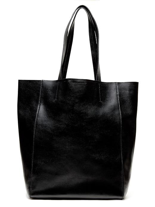 Banana Republic Ashbury Tote - Black - Banana Republic Canada
