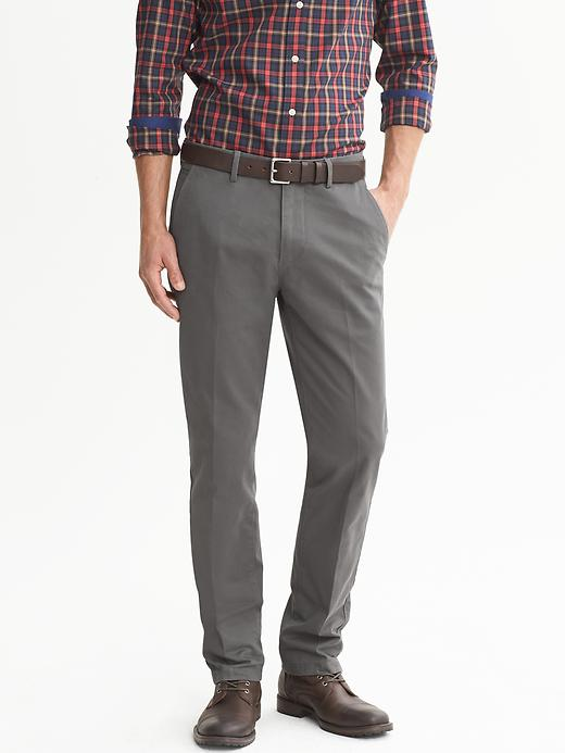 Banana Republic Kentfield Pant - Natural grey - Banana Republic Canada