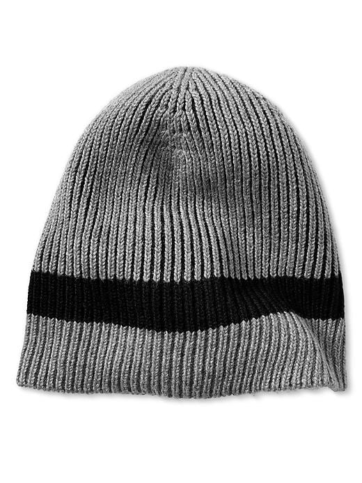 Banana Republic Birdseye Beanie - Slate grey/black - Banana Republic Canada