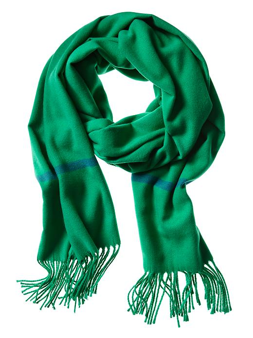 Banana Republic Framed Scarf - Jade - Banana Republic Canada