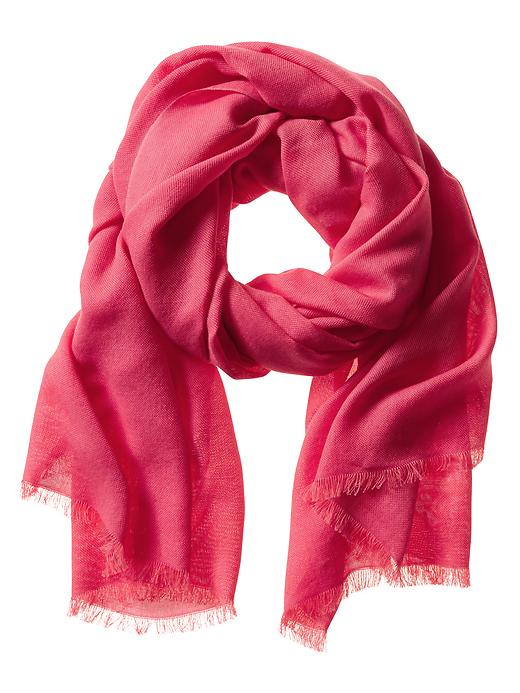 Banana Republic Annie Scarf - Blood orange - Banana Republic Canada