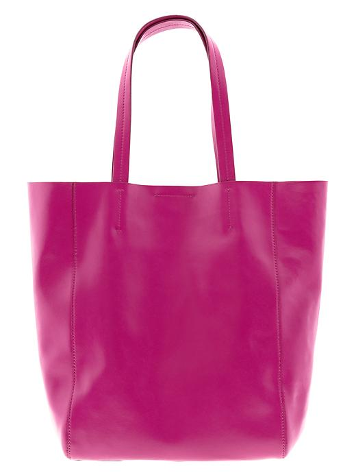 Banana Republic Ashbury Tote - Fuschia - Banana Republic Canada