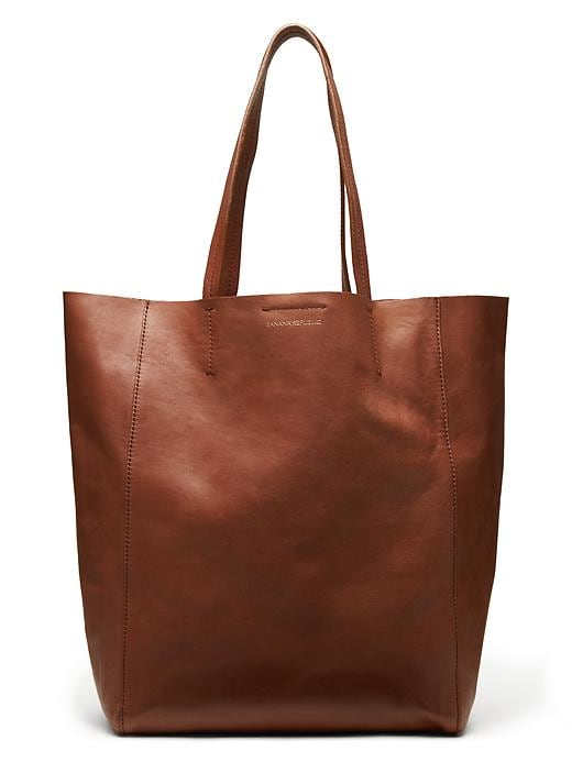 Banana Republic Ashbury Tote - Cognac - Banana Republic Canada