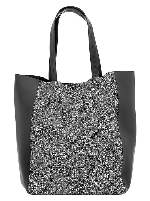Banana Republic Ashbury Tote - Stingray - Banana Republic Canada