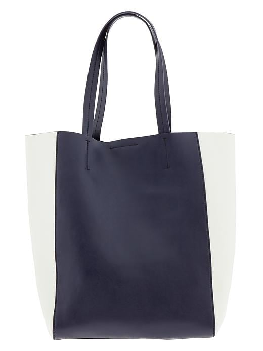 Banana Republic Ashbury Tote - Classic navy - Banana Republic Canada