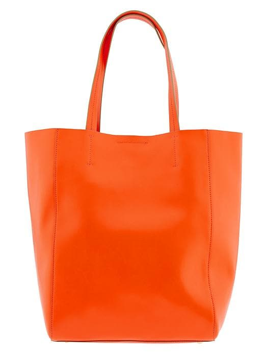 Banana Republic Ashbury Tote - Mandarin - Banana Republic Canada