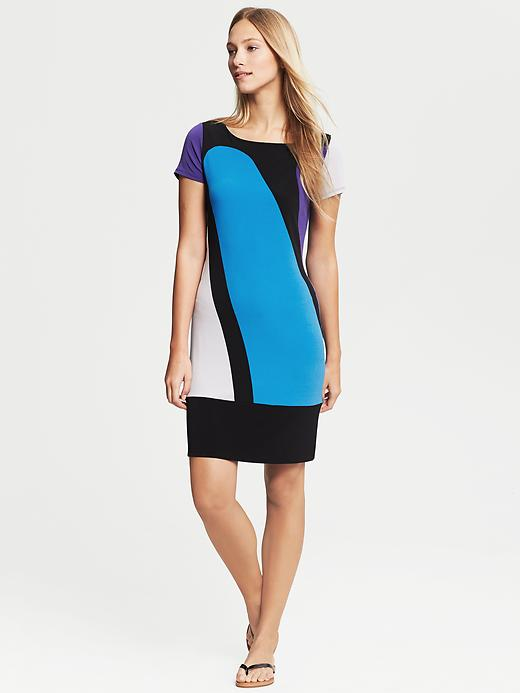 Banana Republic Cutout Dress - True navy - Banana Republic Canada