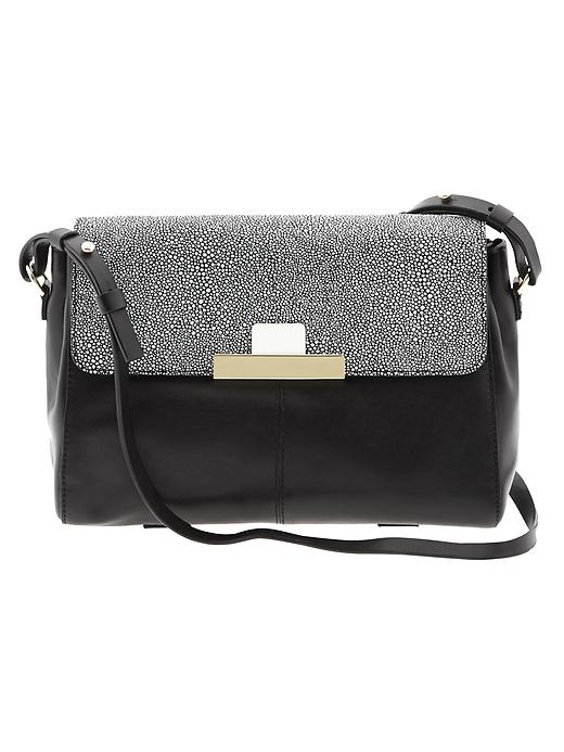Banana Republic Joan Crossbody - Black - Banana Republic Canada