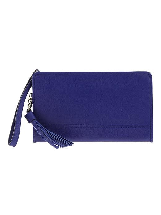 Banana Republic Parkside Wallet - Cobalt - Banana Republic Canada