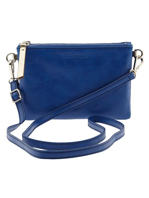 Banana Republic Carla Crossbody - Cobalt - Banana Republic Canada