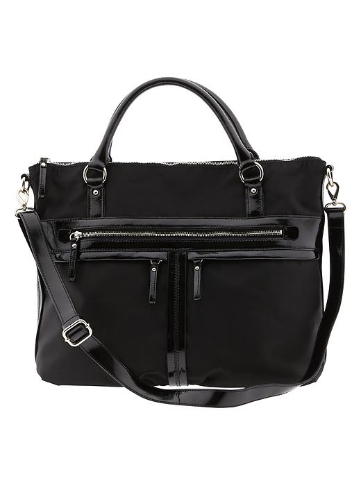 Banana Republic Amalfi Tote - Black - Banana Republic Canada