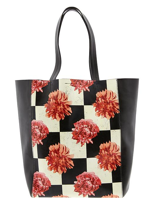 Banana Republic Ashbury Tote - Floral - Banana Republic Canada