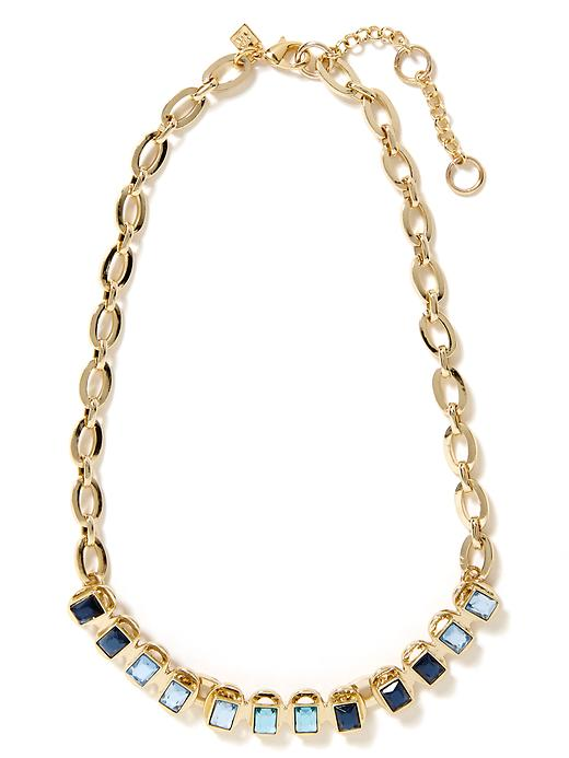Banana Republic Blue Crush Delicate Necklace - Blue - Banana Republic Canada