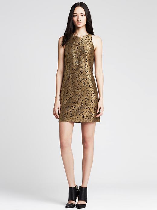 Gold Lace Shift