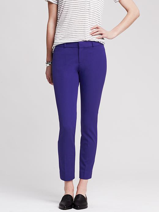 Sloan-fit Slim ankle Pants