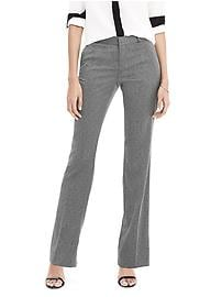 Logan-Fit Luxe Brushed Twill Dot Print Pant