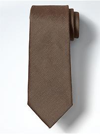 Silk Linen Nanotex® Tie
