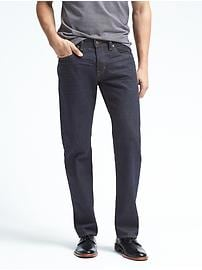 Straight Dark Rinse White Oak® Selvedge Jean