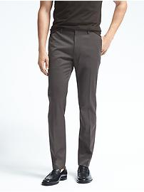 Slim Non-Iron Stretch Cotton Pant