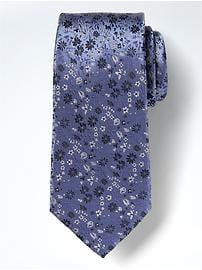 Wildflower Silk Nanotex® Tie
