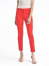 Sloan Skinny-Fit Solid Pant