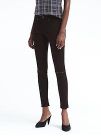 Skinny Zero Gravity Stay Black Ankle Jean