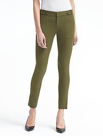 Pantalon militaire, coupe Sloan