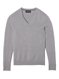 Todd & Duncan Cashmere Vee