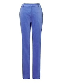 Ryan Slim Straight-Fit Stretch-Corduroy Pant