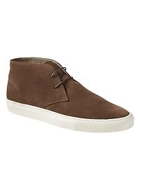 Suede Sneaker Chukka