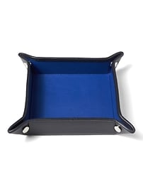 Color-Blocked Valet Tray
