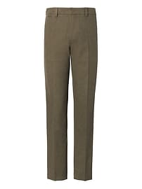 Tapered Textured Trouser