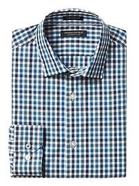 Camden Standard-Fit SUPIMA® Cotton Check Shirt