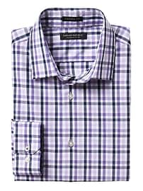 Camden Standard-Fit SUPIMA® Cotton Check Shirt