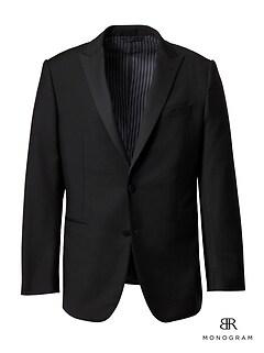 Standard Monogram Italian Tuxedo Jacket