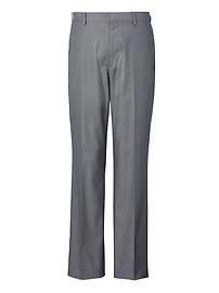 Standard Non-Iron Stretch Houndstooth Pant