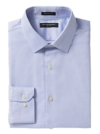 Grant Slim-Fit Non-Iron Solid Shirt