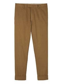 Heritage Trooper Pant with Cuffed Hem