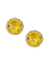 Bare Sunflower Stud Earring
