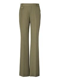 Logan Trouser-Fit Bi-Stretch Pant
